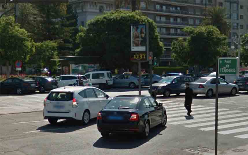 El ayuntamiento habilita dos nuevas paradas de taxi en València