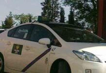 El número de taxis activos en Jaén, se mantendrá reducido al 25%