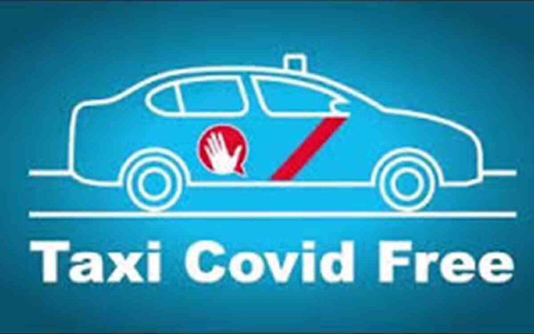 El taxi de Madrid pone en marcha el servicio 'Taxi Covid Free'