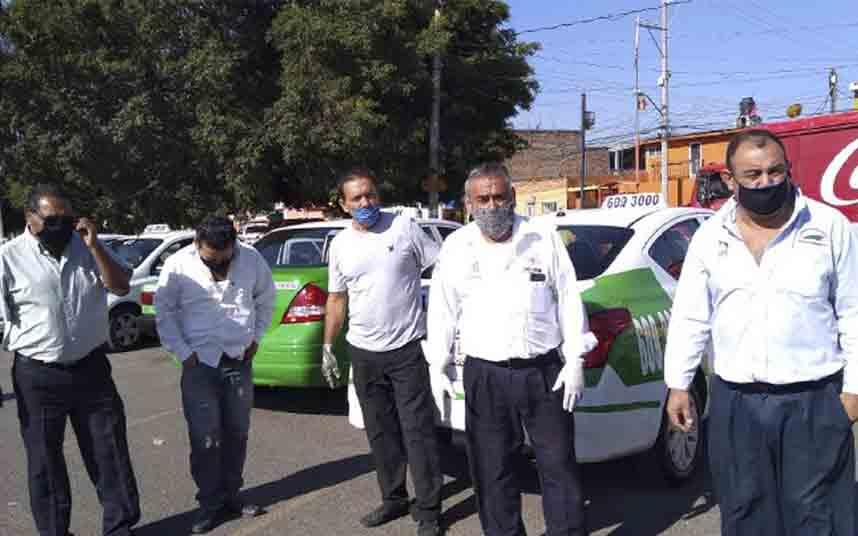 Los Taxistas de Celaya (México) apoyarán a los ciudadanos bajando sus tarifas