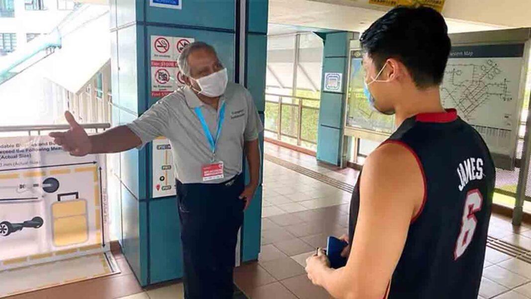 Singapur: De taxista a Embajador del Transporte