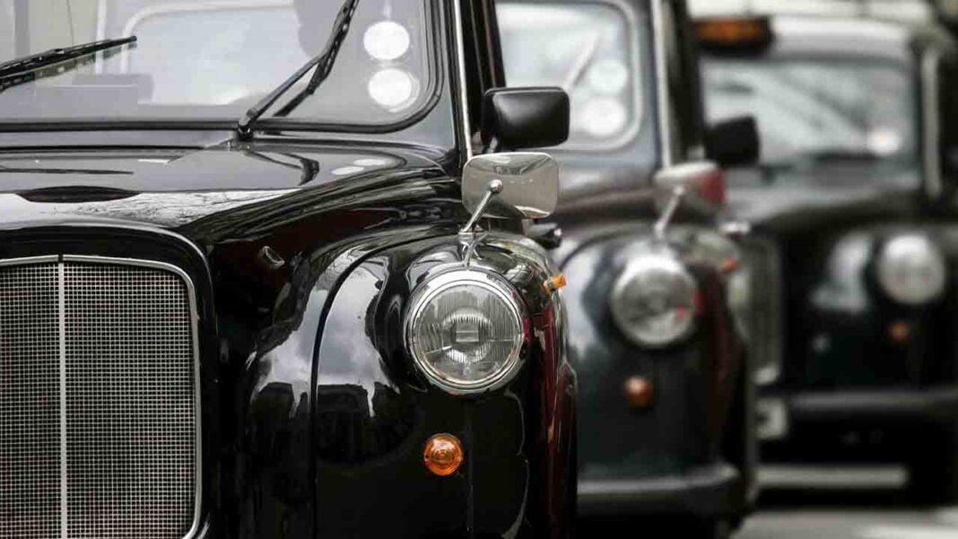 Si se prohíbe el acceso al centro de Londres, los taxistas