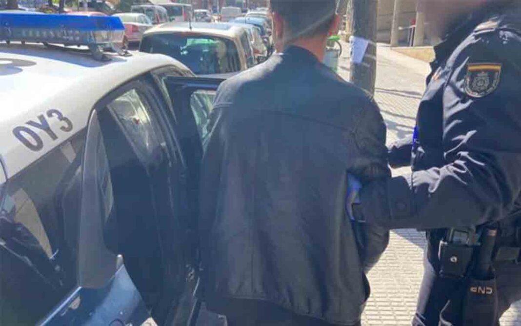 Vuelven a detener al atracador del taxista de Murcia