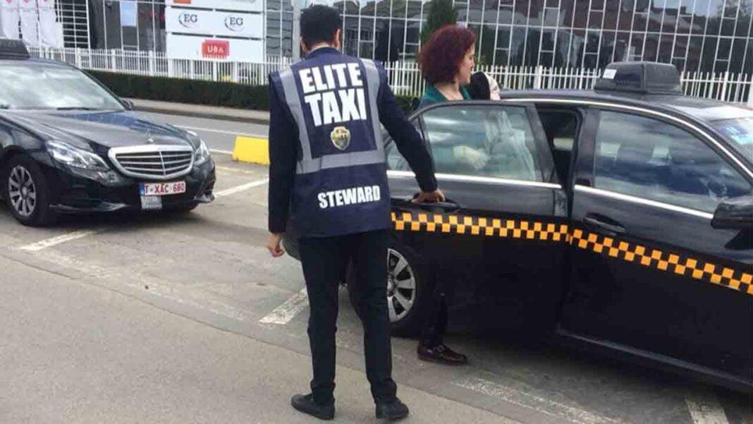 Élite Taxi Belgium pide al Gobierno que reactive urgentemente el sector
