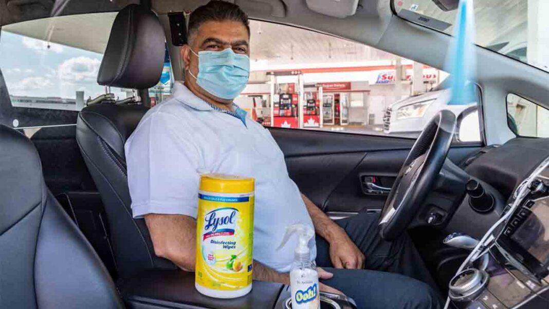 Al menos dos taxistas han muerto por coronavirus en Montreal