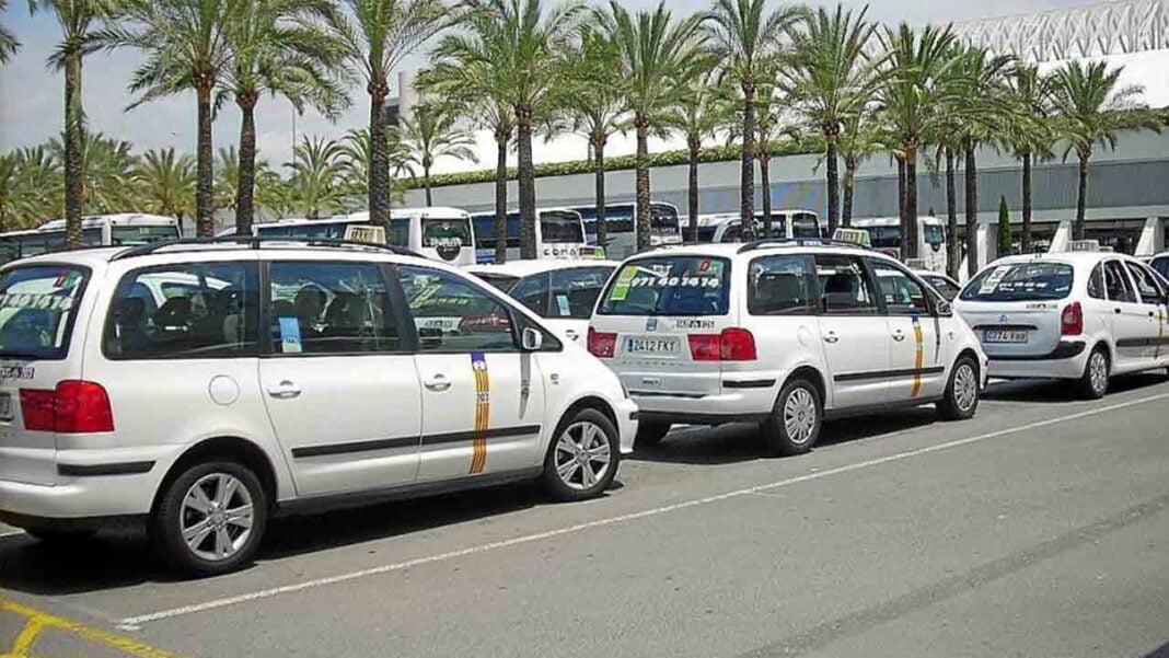 Baleares destina cien mil euros para la adquisición de taxis cero emisiones