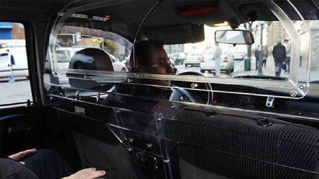 Consejos de seguridad para los usuarios de taxi frente al Covid-19
