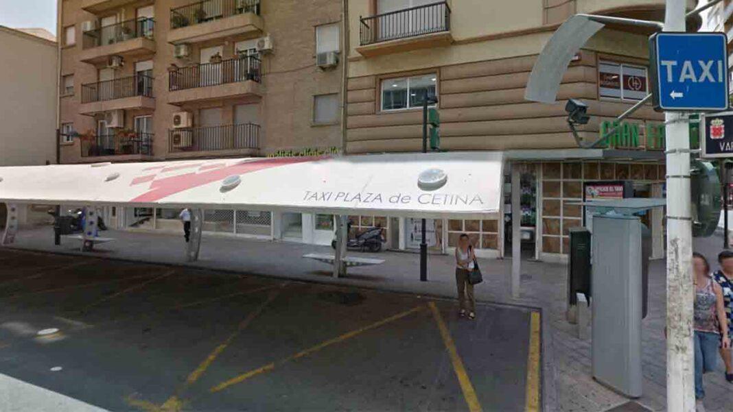 Detenido un hombre en Murcia por agredir con un palo a un taxista