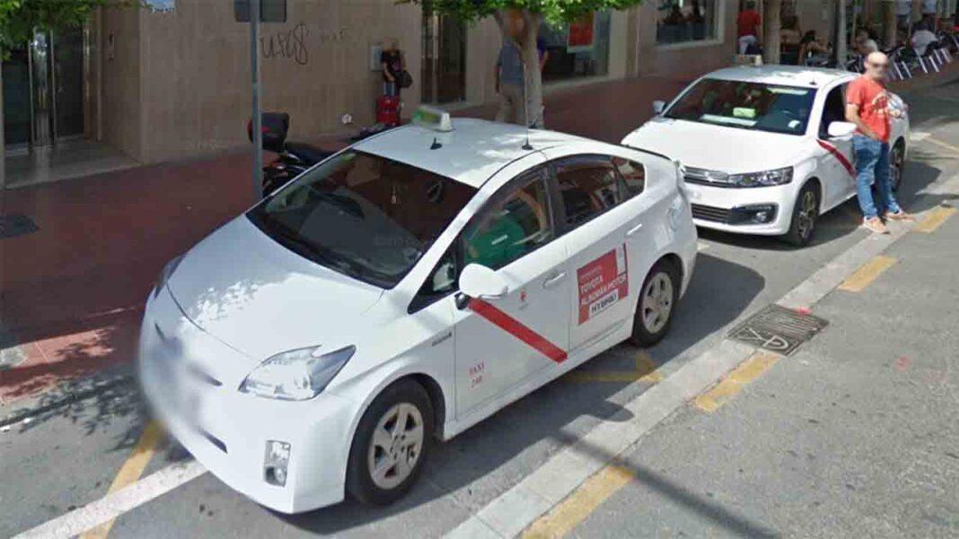 El sector del taxi en Almería trabajará al 50% hasta final del mes de agosto