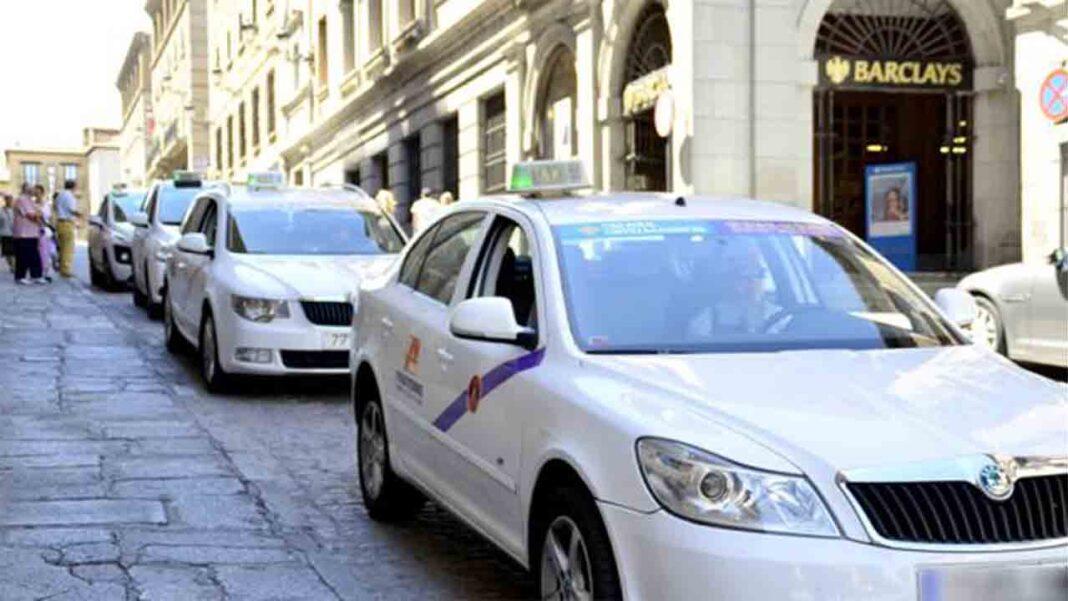 El taxi de Castilla-La Mancha vuelve a la