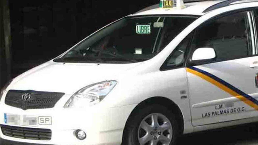 Las Palmas acuerda con el sector del taxi aumentar la flota a la mitad