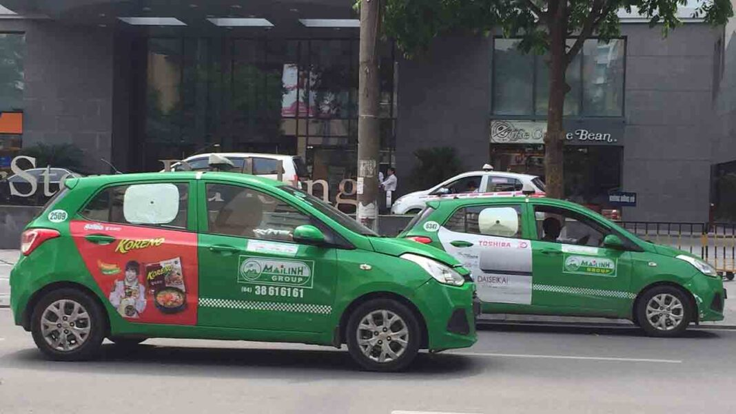 Los taxis Mai Linh de Vietnam desplegarán el sistema de pago SmartPOS
