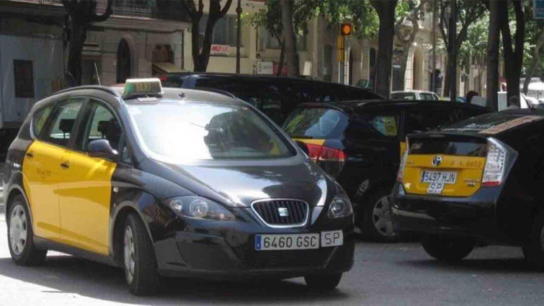Los taxistas de Barcelona avisan: Las movilizaciones van a ser duras