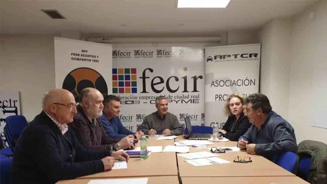 Los taxistas de Ciudad Real denuncian discriminación según el tipo de transporte