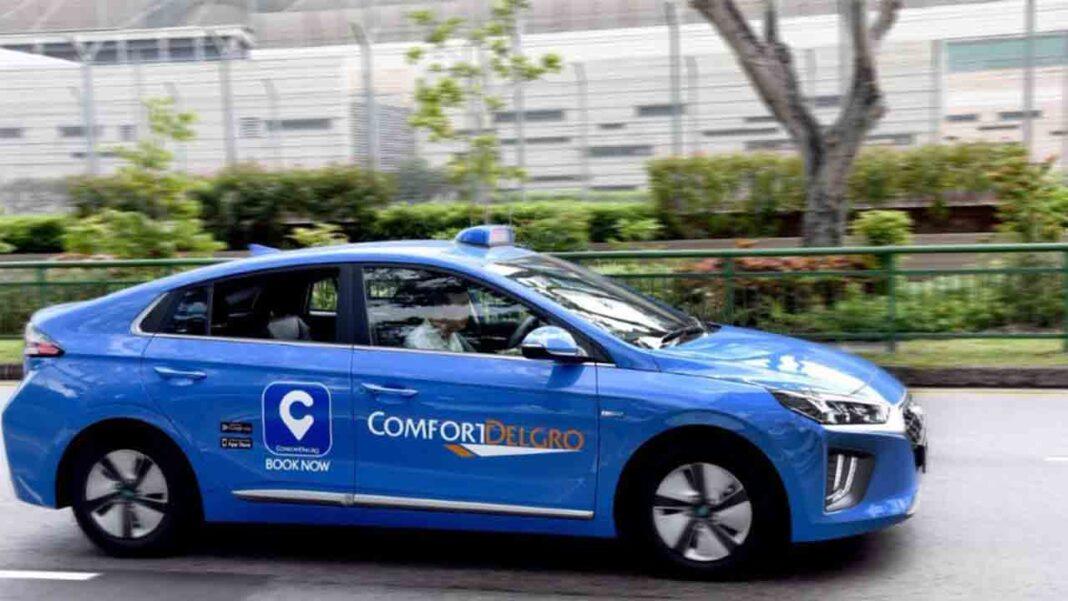 Los taxistas de ComfortDelGro en Singapur entregarán medicinas a domicilio