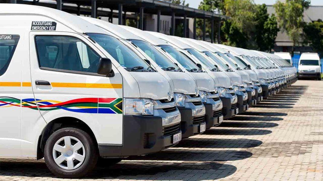 Sudáfrica aprueba un fondo de ayuda al taxi de 700 millones