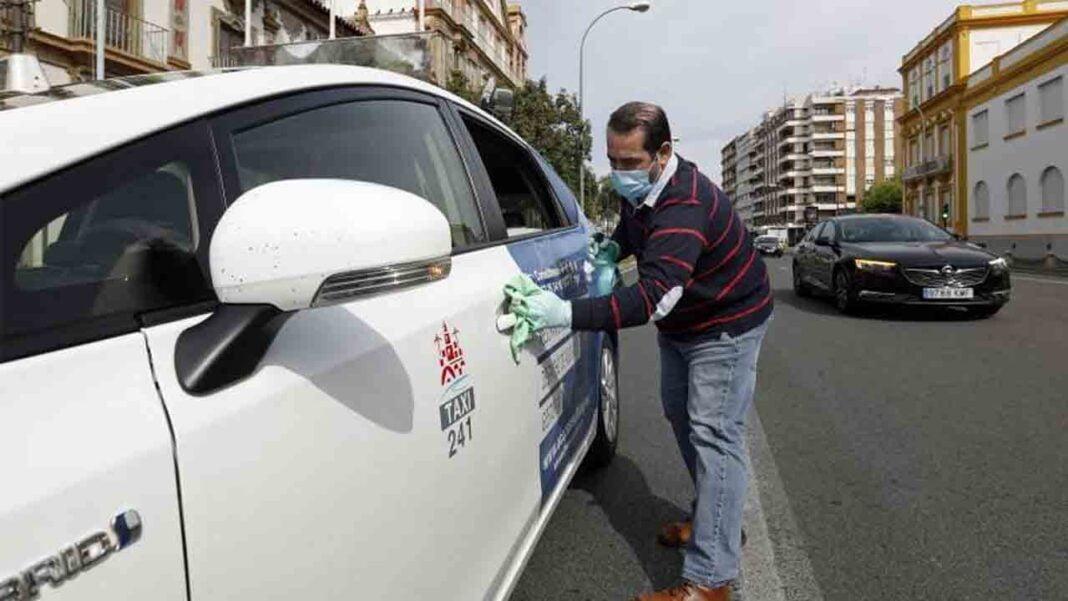 El Ayuntamiento de Córdoba provoca la demora en la jubilación de los taxistas