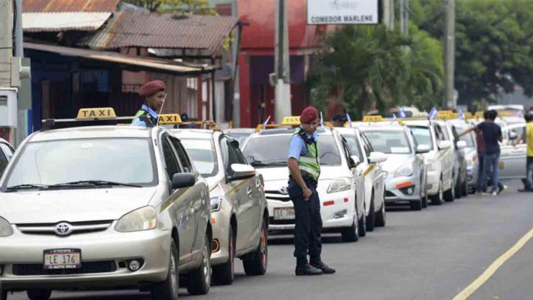 El impacto del Covid-19 en el sector del taxi en Nicaragua