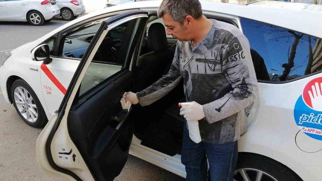El taxi de Almería aumenta la flota hasta el 66%