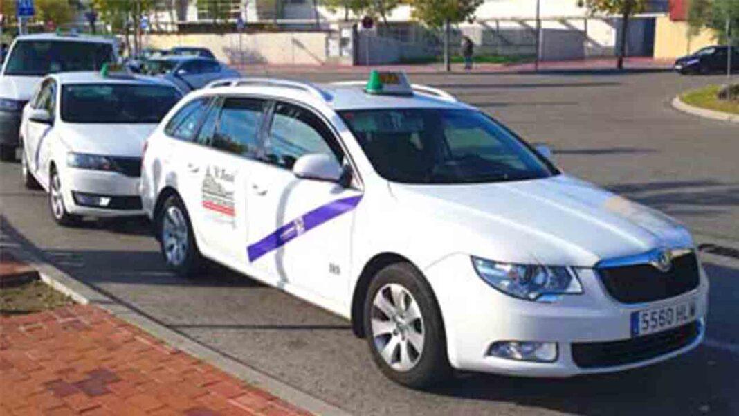 Informe oficial: El taxi de Castilla-La Mancha sufre pérdidas del 90%