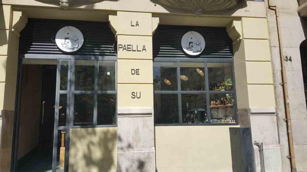 Atención taxistas: ¿Dónde comer una auténtica paella valenciana en Barcelona?