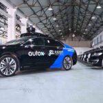 AutoX lanza un servicio de taxi autónomo en Shanghai compitiendo con el programa piloto de Didi