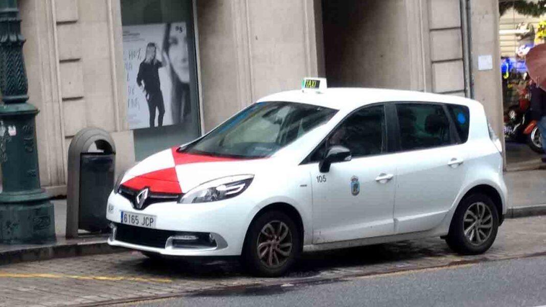 Detenido un joven en Vigo tras no pagar el servicio de un taxi