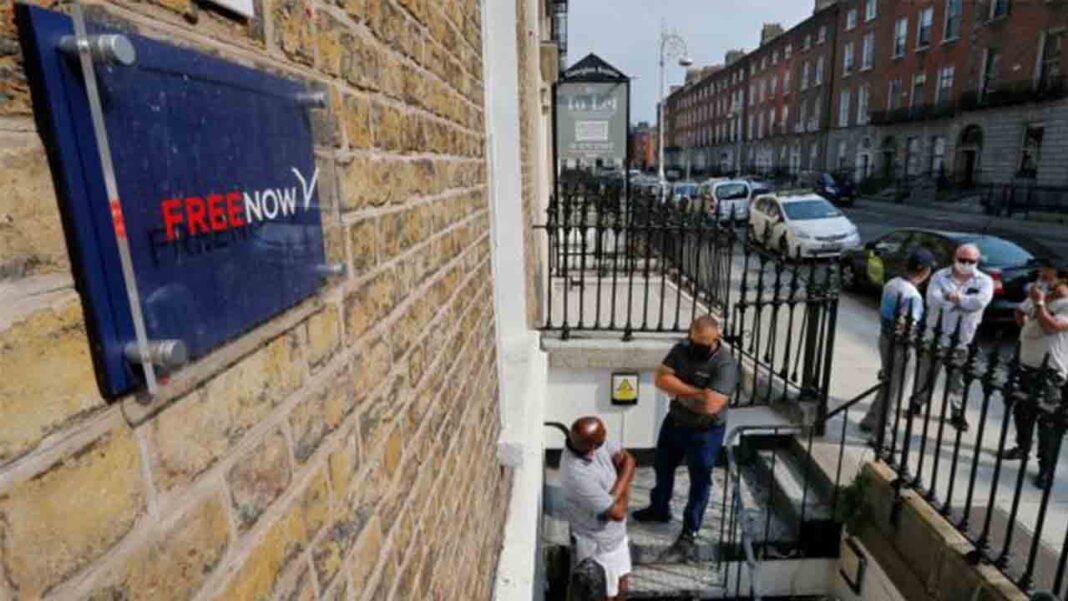 Deuda de Free Now: Ha dejado de pagar los servicios a los taxistas de Irlanda