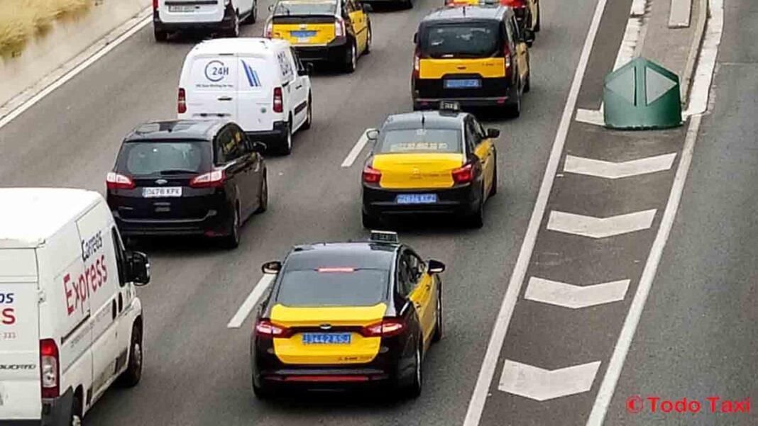 El taxi de Barcelona insta al IMET a cumplir sus obligadas funciones de regulación