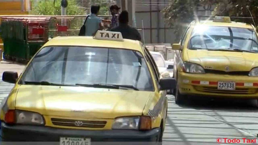 La flota de taxis de Panamá se restablecerá a su totalidad