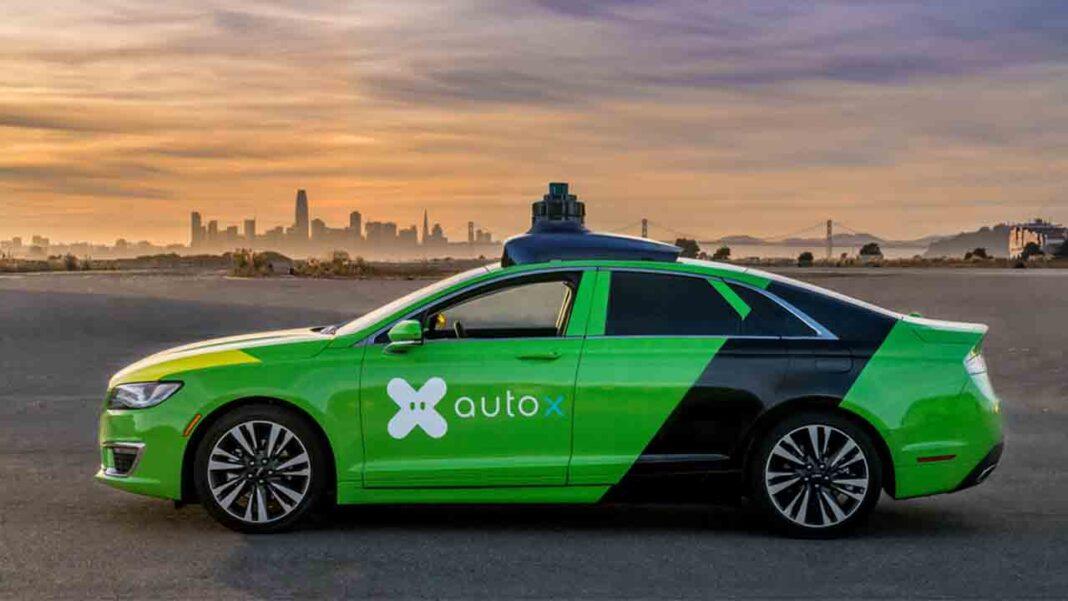 La startup autónoma AutoX pone su mirada en Europa