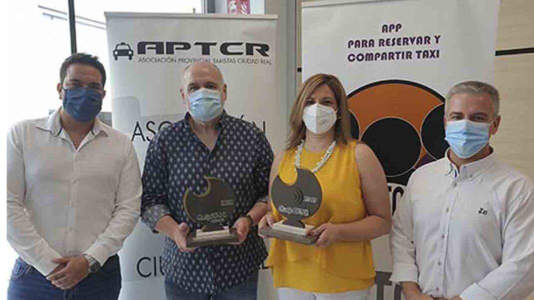 Los taxistas de Ciudad Real reciben los premios Quijotaxi 2020