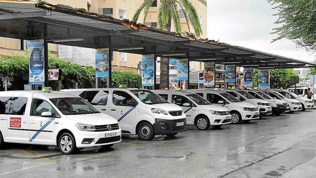 Los taxistas de Pollença y Alcúdia sufren pérdidas de un 90 %