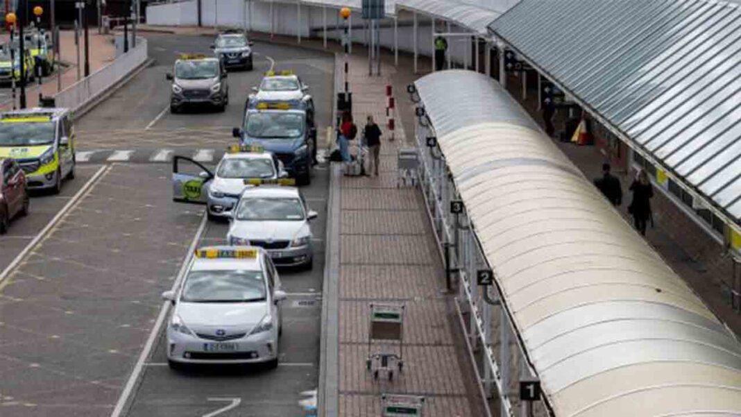 Los taxistas irlandeses esperan que el 20% abandone el sector en un año