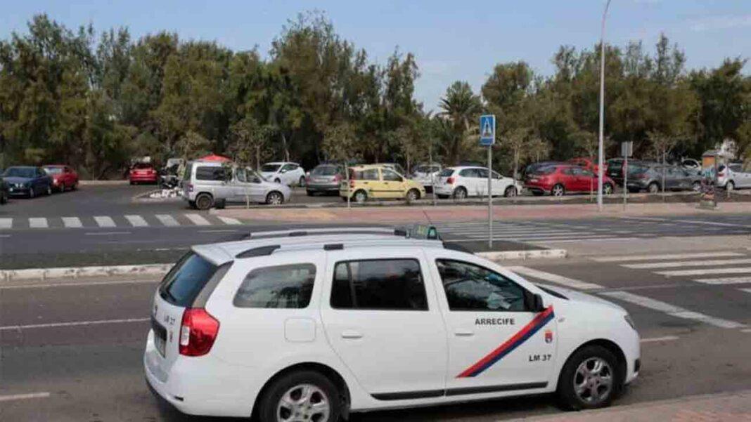 Otro detenido por atracar a un taxista con un cuchillo en Arrecife