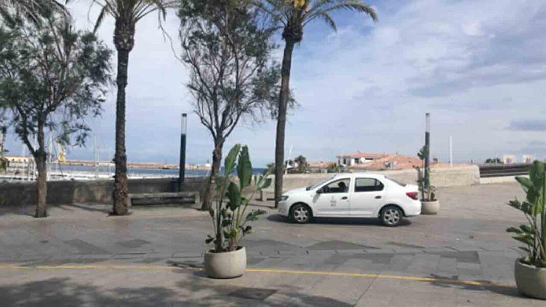 Asalariados del taxi de Ceuta preparan una huelga por la actual crisis del sector