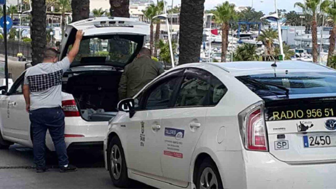 Ceuta publica las bases de las ayudas para modernizar la flota de taxis
