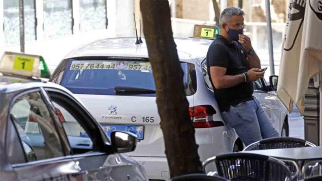 El taxi de Córdoba, más mermado debido a las restricciones