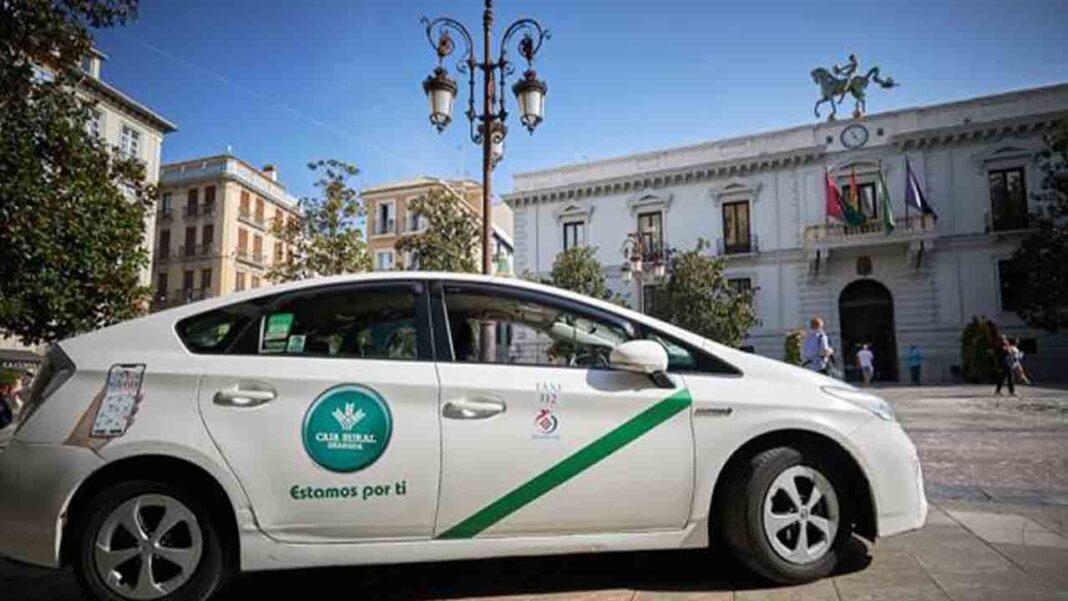 Granada estrena servicio de 'taxi único' en la primera Área de Prestación Conjunta