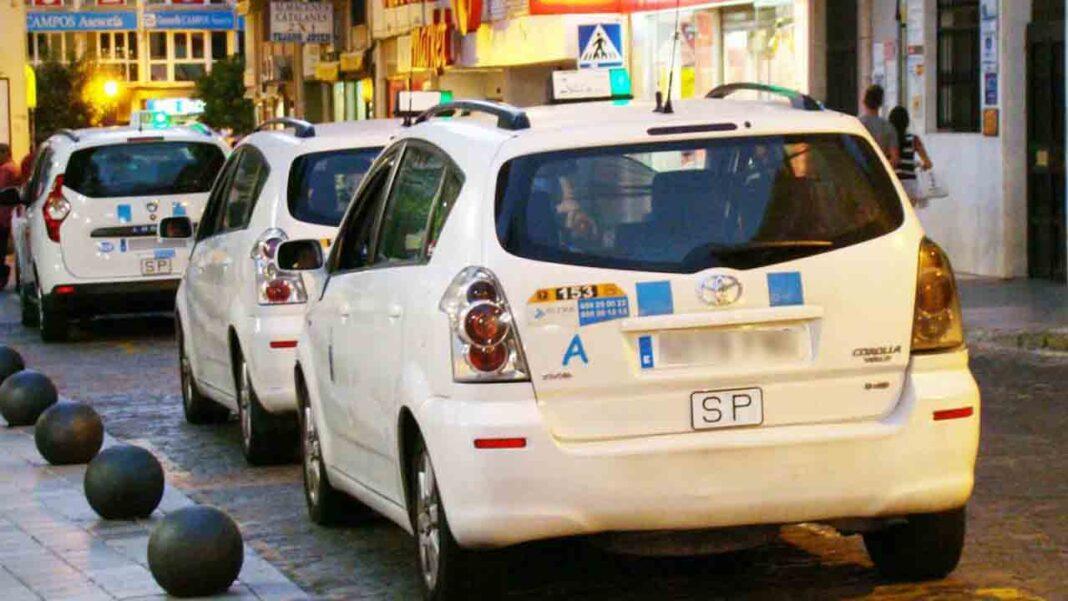 La Ribera (Huelva) tendrá servicio de taxi a precio de bus urbano