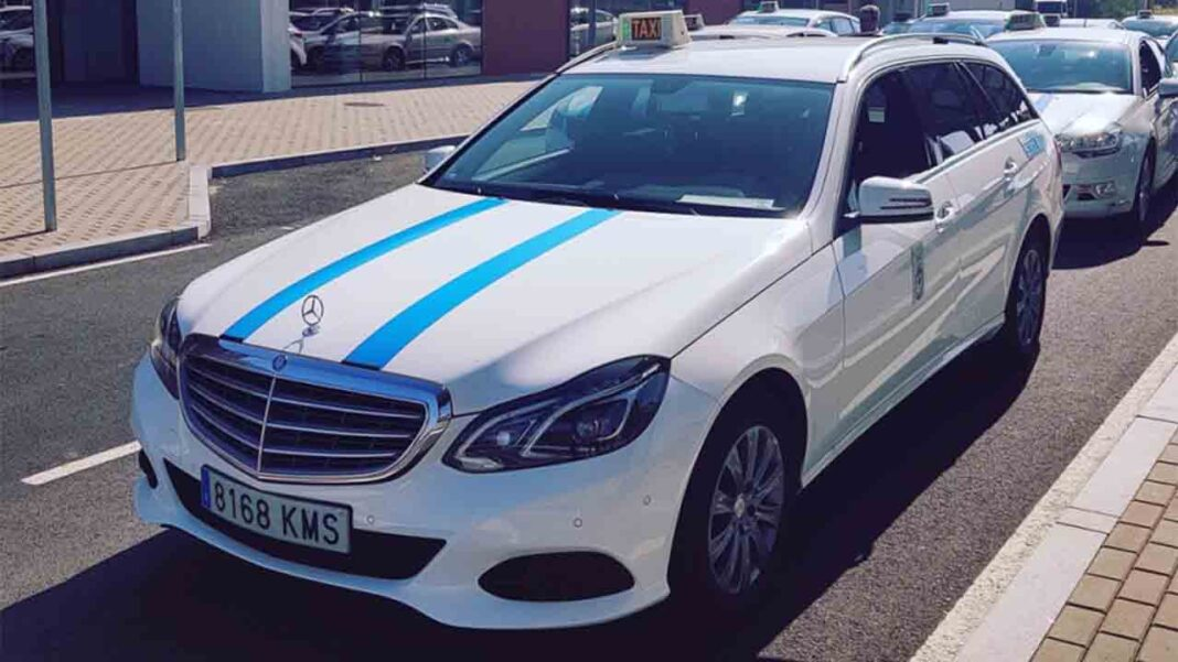 La flota del taxi de Huelva operará de nuevo al 100%