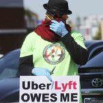 Las encuestas en California pronostican que Uber y Lyft perderán la Proposición 22