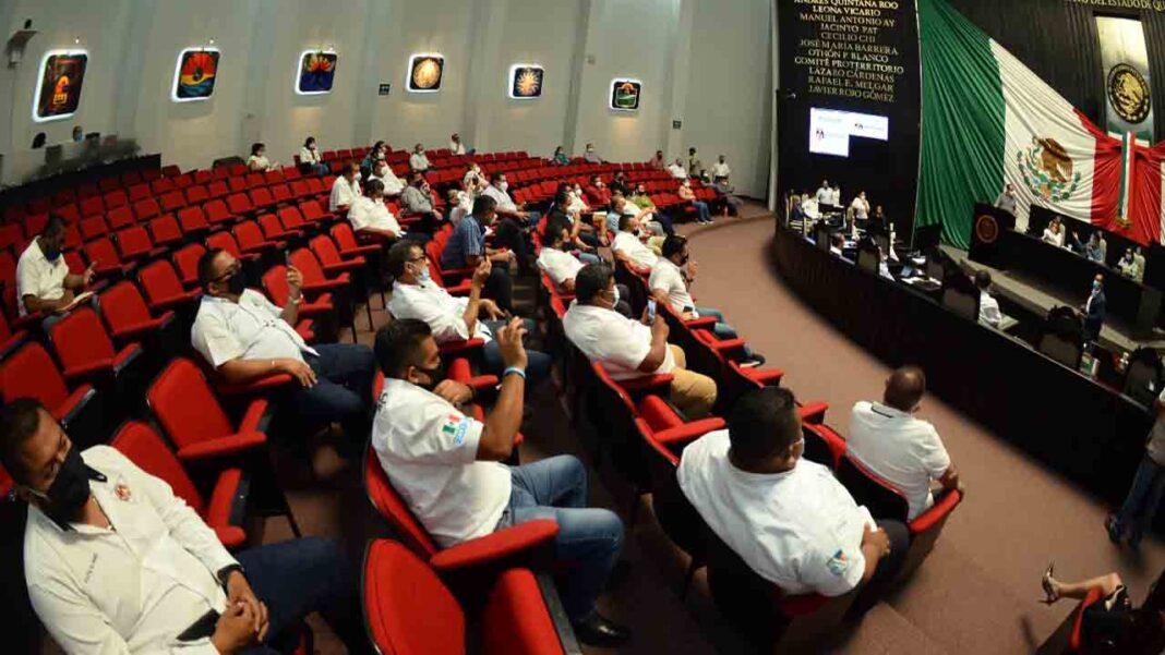 Las licencias de taxi serán hereditarias en Quintana Roo (México)