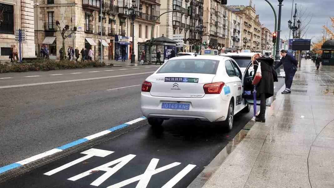 Los taxistas cántabros denuncian manipulación en el concurso de rutas escolares