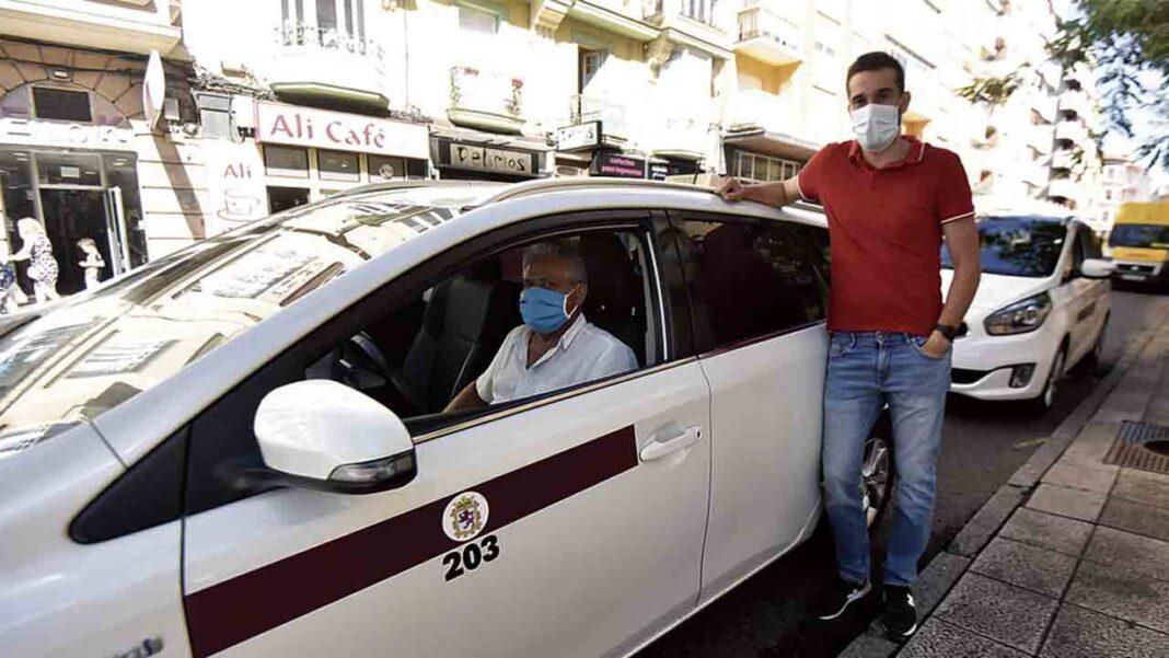 Los taxistas de León alcanzan un acuerdo con el Ayuntamiento para operar al 75%