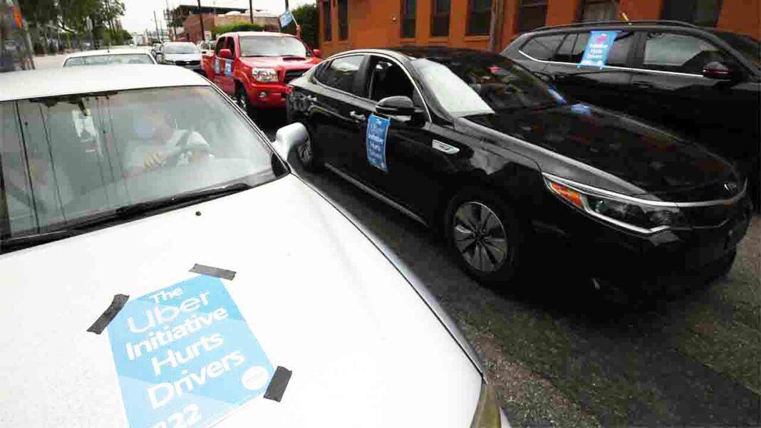 Movimiento antirracista 'falso' de Uber para no dar de alta a los conductores