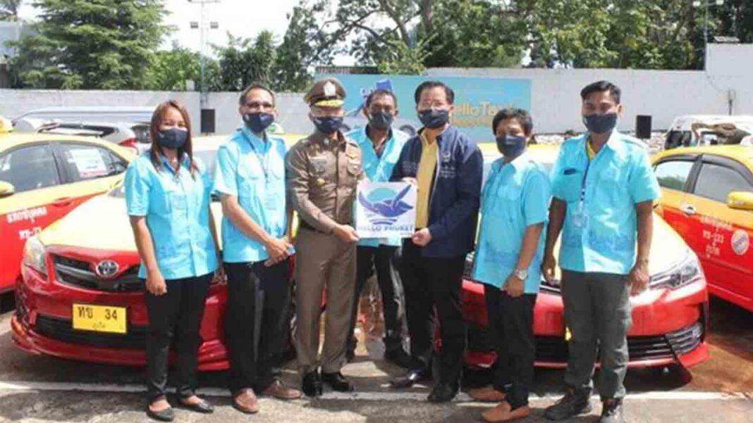 Phuket (Tailandia) lanza una aplicación para calificar a los taxistas