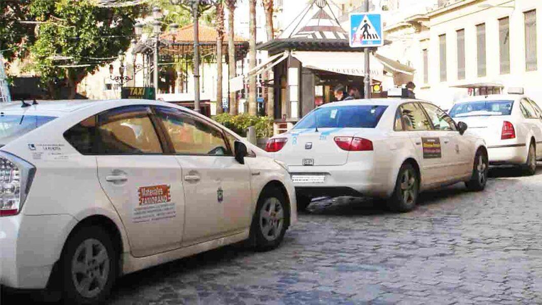 Retroceso en el taxi de Huelva, se vuelve a reducir la flota al 50% después de días de pérdidas
