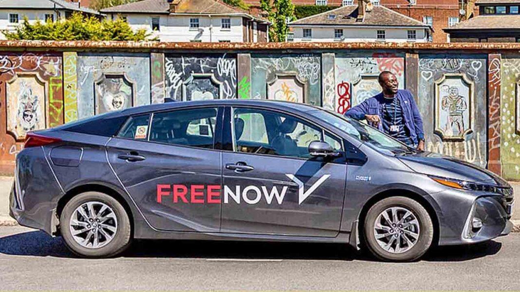 Uber está considerando comprar Free Now, la antigua MyTaxi