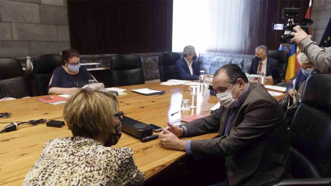 1,15 millones en ayudas al sector del taxi en Canarias